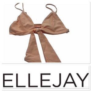 NWT Ellejay Izzy bikini top